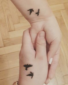 37 Matching Tattoos For Couples Who Want to Make a Small Statement