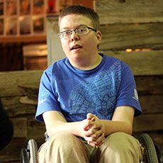 Carter's Idea - a video detailing his journey and his belief that all disabled children deserve to be cared for and loved.