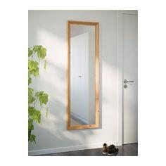 "STABEKK Mirror  - IKEA $79.99 (19"" x 63"")"