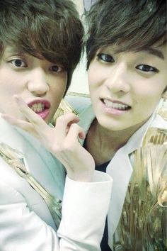 NIEL and L.JOE / TEEN TOP