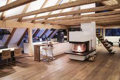 Dachbodenausbau H | Tischlerei Kotrasch