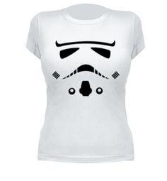 Camiseta STORMTROOPER