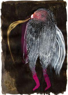 Bird Man by benconservato, via Flickr