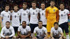 Equipo de Inglaterra en el mundial