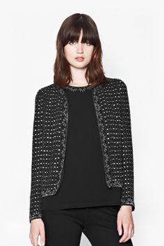 La Boheme Embellished Jacket - Jackets & Coats - French Connection