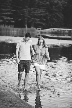 CT Outdoor Engagement Photos