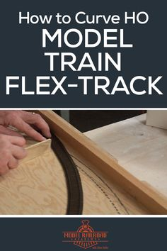 Since its invention, HO model train flex-track has opened up endless possibilities for customization and improvisation on model railroad layouts, due to its ability to be easily manipulated, or curved. A number of big-name manufacturers sell flex-track in varying degrees of length, rigidity and weathering, and some are more easy to curve than others. In this lesson, we teach you how to get the exact curve you want with Model Engineering's Code 70 HO model train flex-track.
