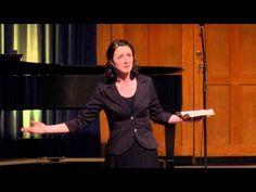 Sylvia Smith - Fri, Feb. 6 - 2015 Moody Founder's Week - YouTube