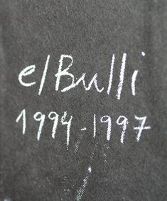 ¡El Bulli! Ferran Adria. El libro cuando inicia la creatividad, dicho por el propio Ferran.