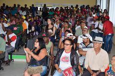 Plenária de filiação de novos militantes do Partido dos Trabalhadores de Prado - PrimeiroJornal
