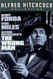 The Wrong Man (TCM). Love these old black and white movies.