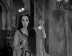 Lily Munster (GIF)