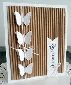 Easy to change the butterflies to hearts for Vanentines