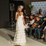 #TuBodaEnToledo2014 #GlamourNoviasparla #Vestido de #Novia de #YolanCris https://www.facebook.com/GlamourNoviasParla?ref=bookmarks