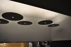 Euroluce 2015 Ceiling Lights, Lighting, Design, Stuff To Buy, Home Decor, Homemade Home Decor, Light Fixtures, Ceiling Lamps, Lights
