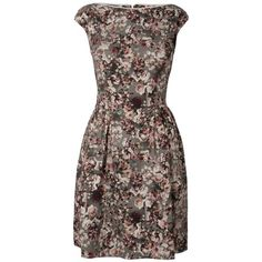 Buy Almari Floral Slash Neck Dress, Multi from our Women's Dresses Offers range at John Lewis & Partners. House Of Fraser, Dresses For Work, Formal Dresses, Princess Seam, Kids Fashion, Floral, Sleeves, Stuff To Buy, Inspiration