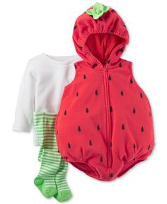 Oh-so-sweet style for special costume days and dress-up fun... this three-piece…