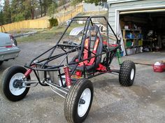 homemade go kart off road - Google Search