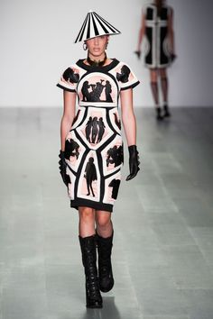 46 photos of Ktz at London Fashion Week Spring 2015.