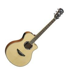 Yamaha APX500III Thinline Spruce Top - Natural