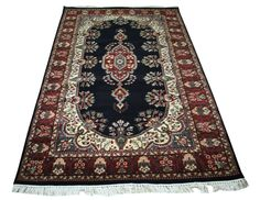 """Hand-knotted Persian Carpet 48""""x72"""" Persian Vintage Traditional Wool Carpet Rug #Unbranded #carpet"""