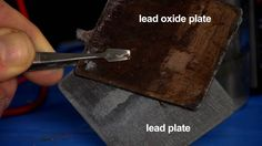 battery lead-acid ,how it works
