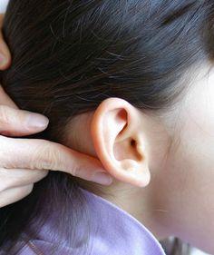 massage anti-otite
