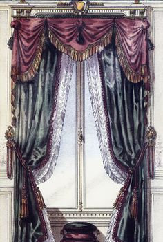 French curtains.. Elham Zaid... http://www.pinterest.com/elhamzaid/curtains/