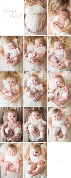 Happy Birthday Sweet Annie   nashville newborn photographer