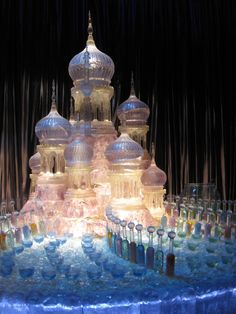 The Ice Sculpture from the Yule Ball