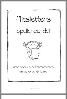 activiteiten met letters Speech Language Therapy, Speech And Language, Preschool Worksheets, Classroom Activities, Kids Library, Language Lessons, Creative Teaching, Kids Education, Primary School