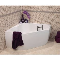 Inspirational bathrooms at affordable prices. Buy your dream bathroom suite online. Plum Bathroom, Bathroom Furniture Uk, Corner Tub, Bathroom Design Small, Dream Bathrooms, Bathroom Inspiration, Bath Ideas, Bathroom Ideas, House Design