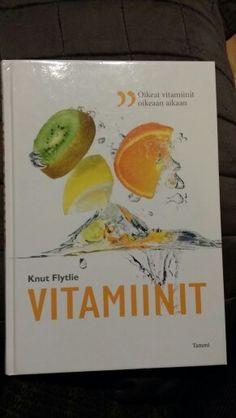 Esittelyssä vitamiinit, vitamiinin kaltaiset aineet, kivennäisaineet, rasvahapot, myrkylliset kivennäisaineet ja raskasmetallit.