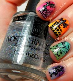 Let them have Polish!: 31 Day Challenge 2012! Day 29: Inspired by the Supernatural