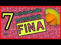 7 Actividades de Motricidas Fina Cereal, Infant Activities, Activities For Kids, Fine Motor, Breakfast Cereal, Corn Flakes