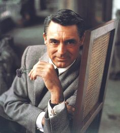 Cary Grant - the epitome of being a true gentlemen. Watch all of the films he has ever acted in and learn. Smooth, hilarious, and all together great. He's straightforwardly honest in most of his roles, and one that is not afraid to act like a complete goofball.
