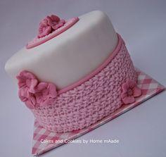 Cakes and Cookies by Home mAade: Ik ga op visite en neem mee...