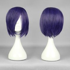 Wig Detail Tokyo Ghoul Touka Kirishima Wig Includes: Wig, Hair Net Length - 30CM Important Information: Fitting - Maximum circumference of 55-60CM Material - Heat Resistant Fiber Style - Comes pre-sty