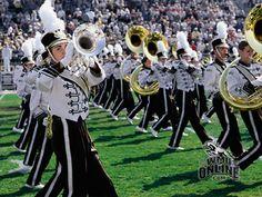 Bronco Marching Band, Western Michigan University