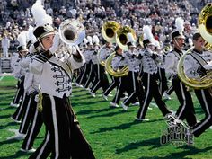 Bronco Marching Band, Western Michigan University