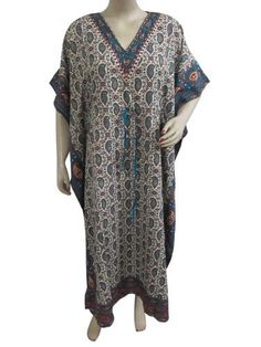 Womens Kaftan Lounge Wear Kaftans Kimono Sleeves Caftan Patio Dress One Size Mogul Interior,http://www.amazon.com/dp/B00CWX8GKY/ref=cm_sw_r_pi_dp_7M6Mrb369F944CB0
