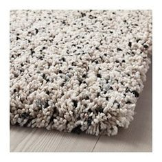 """IKEA - VINDUM, Rug, high pile, 6 ' 7 """"x8 ' 10 """", , The high pile makes it easy to join several rugs, without a visible seam.The dense, thick pile dampens sound and provides a soft surface to walk on.Durable, stain resistant and easy to care for since the rug is made of synthetic fibers."""