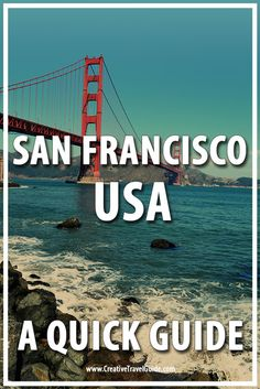 There is so much to see and do in #SanFrancisco. Spend some time checking out the famous landmarks of #SanFran or visit the infamous #Alcatraz. Shop in the different neighbourhoods across the city and chow down on some #ClamChowder on #Pier49.
