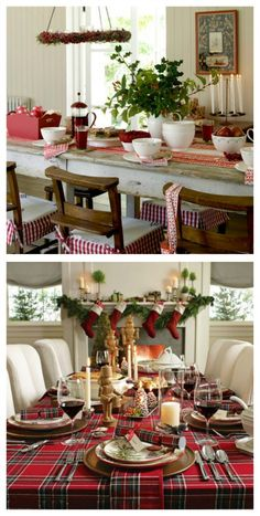 Tablescapes!