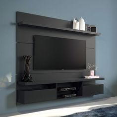 Home Design Ideas Tv Unit Furniture Design, Tv Unit Interior Design, Modern Tv Room, Modern Tv Wall Units, Tv Unit Decor, Tv Wall Decor, Tv Cabinet Design, Tv Wall Design, Lcd Panel Design