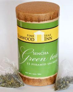 Sencha Green Tea Bags