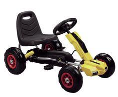Power Pedal Go Kart