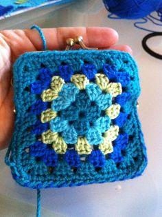 A purse of grannies / Monedero de Grannies