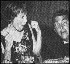 Shirley Maclaine and Dean Martin