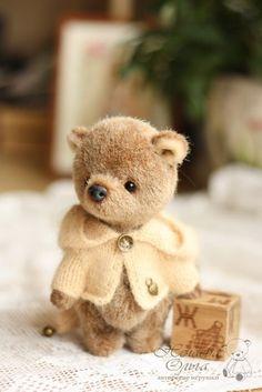 Little teddy bear Ours Boyds, Tiny Teddies, Love Bear, Cute Teddy Bears, Bear Doll, Felt Animals, Stuffed Bear, Stuffed Animals, Friends